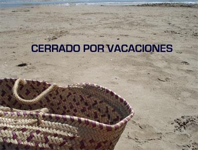 ¡Vacaciones de verano!
